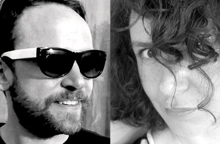 Harriet Reading Series: Amanda Ackerman and Luke Daly : Foundation Events