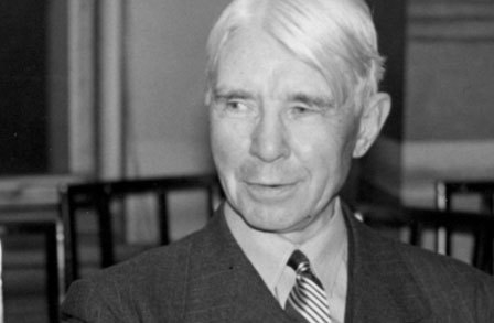 Poetry on Screen: The Day Carl Sandburg Died  : Foundation Events