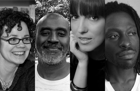Poetry off the Shelf :  Poetry & Piano: Averill Curdy, Calvin Forbes, Adam Marks, George McRae, Coya Paz and Roger Reeves : Foundation Events