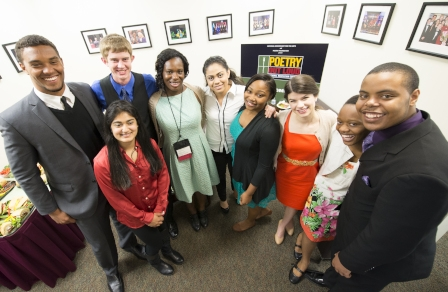 Poetry Out Loud: Chicago Regionals : Foundation Events