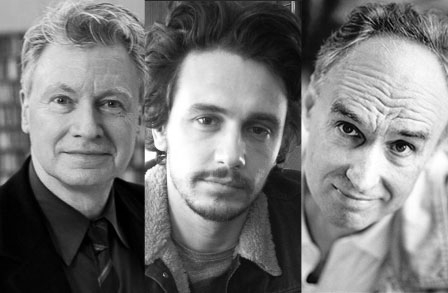 James Franco and Frank Bidart, Off the Shelf  : Foundation Events