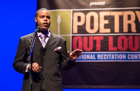 Printers Row Lit Fest: Poetry Out Loud : Foundation Events