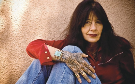 Poetry off the Shelf: Crazy Brave: The Life and Poetry of Joy Harjo  : Foundation Events