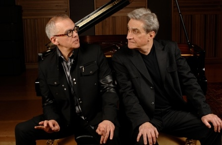 Poetry Day: <em>Poemjazz</em> with Robert Pinsky and Laurence Hobgood : Foundation Events