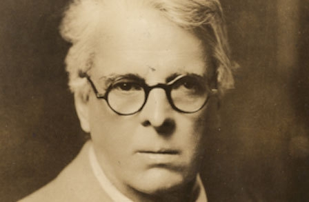 Poetry on Stage: <em>Meet Mr. Yeats</em> : Foundation Events