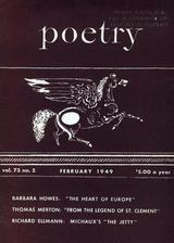 1949-02 - St. Malachy - Poems and Poets
