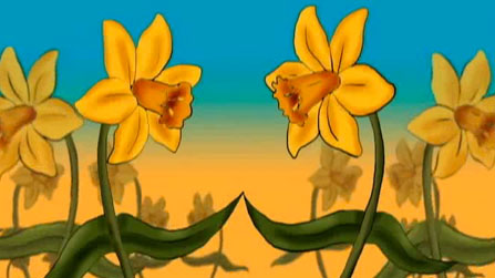 Daffodils : A Child's Garden of Poetry : Video : The Poetry Foundation